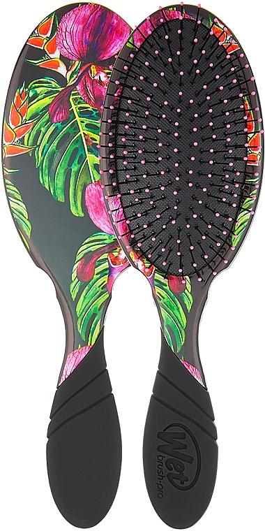 Szczotka do włosów - Wet Brush Pro Detangler Neon Night Tropics — фото N1
