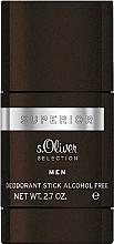 Kup S.Oliver Superior Men - Perfumowany dezodorant w sprayu