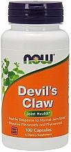 Kup Ekstrakt z diabelskiego pazura na bóle stawów - Now Foods Devil's Claw
