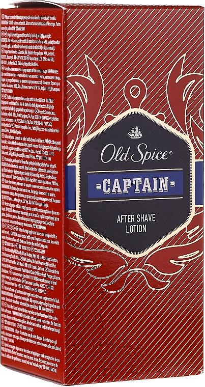Zestaw - Old Spice Deep Sea Wooden Chest (deo/spray/150ml + deo/50g + sh/gel/250ml + ash/lot/100ml) — фото N9