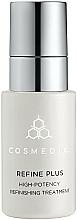 Kup Wysoce skuteczne serum do twarzy - Cosmedix Refine Plus High Potency Refinishing Treatment