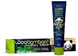 Kup Pasta do zębów z miętą i fluorem - Woobamboo Mint Chill Toothpaste With Fluoride