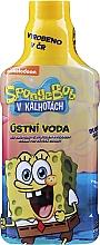 Kup Płyn do płukania jamy ustnej - VitalCare Sponge Bob Mouthwash for Children