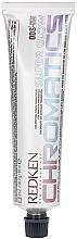 Kup PRZECENA! Farba do ciemnych odcieni włosów - Redken Chromatics Super Glow *