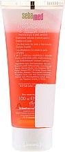Odżywczo-orzeźwiający żel pod prysznic do skóry wrażliwej Grejpfrut - Sebamed Shower Gel With Grapefruit Nourishes And Refreshes — фото N2
