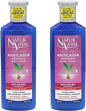 Kup Szampon przeciw wypadaniu i łamaniu włosów - Natur Vital Shampoo