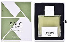 Kup PRZECENA! Loewe Solo Origami - Woda toaletowa *