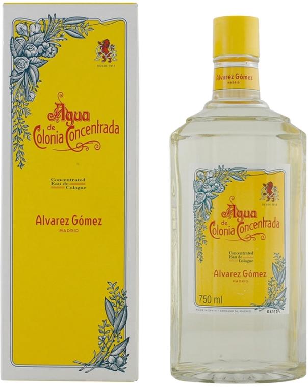Alvarez Gomez Agua De Colonia Concentrada - Woda kolońska — фото N3