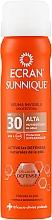 Spray przeciwsłoneczny SPF 30 - Ecran Sunnique Spray Protection SPF30 — фото N1