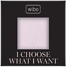 Kup Holograficzny rozświetlacz do twarzy - Wibo I Choose What I Want Shimmer (wymienny wkład)