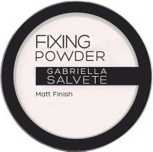 Kup Matujący puder utrwalający makijaż - Gabriella Salvete Fixing Transparent Powder