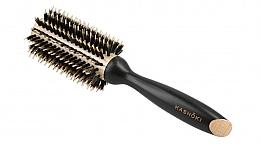 Kup PRZECENA! Okrągła szczotka do stylizacji włosów, 28 mm - Kashoki Hair Brush Natural Beauty *