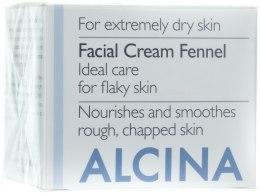 Kup Krem do twarzy z ekstraktem z fenkułu - Alcina Facial Cream Fennel