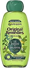 Kup Szampon do włosów zielona herbata - Garnier Original Remedies 5 Plants Shampoo