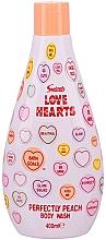 Kup Żel pod prysznic - Swizzels Love Hearts Perfectly Peach Shower Gel