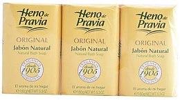 Kup Heno de Pravia Original - Zestaw (soap/3x150g)