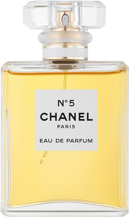 Chanel N°5 - Woda perfumowana (tester z nakrętką) — фото N1