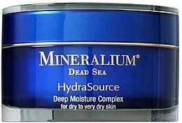Kup Głęboko nawilżąjący krem do twarzy - Mineralium Hydra Source Deep Moisture Complex