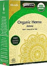 Kup PRZECENA! Henna do włosów - Hemani Organic Henna*