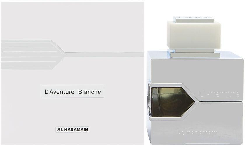 Al Haramain L'Aventure Blanche - Woda perfumowana — фото N1