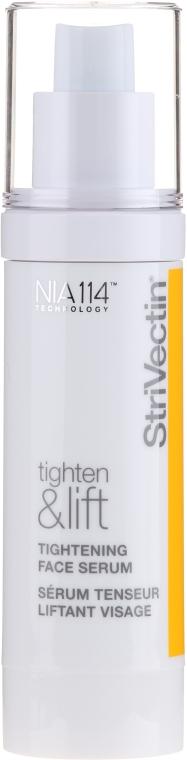 Ujędrniające serum do twarzy - StriVectin Tighten & Lift Tightening Face Serum — фото N1