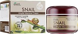 Kup Krem do twarzy z ekstraktem z mucyny ślimaka - Ekel Ample Intensive Cream Snail