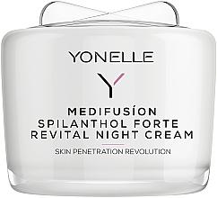 Kup Krem rewitalizujący na noc ze spilantolem - Yonelle Medifusion Spilantol Forte Revital Night Cream