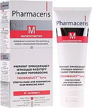 Kup Preparat zmniejszający istniejące rozstępy i blizny poporodowe - Pharmaceris M Tocoreduct Forte Stretch Mark Reduction Balm