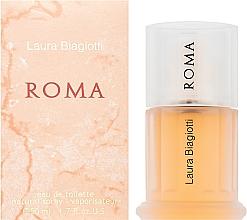 Laura Biagiotti Roma - Woda toaletowa — фото N2