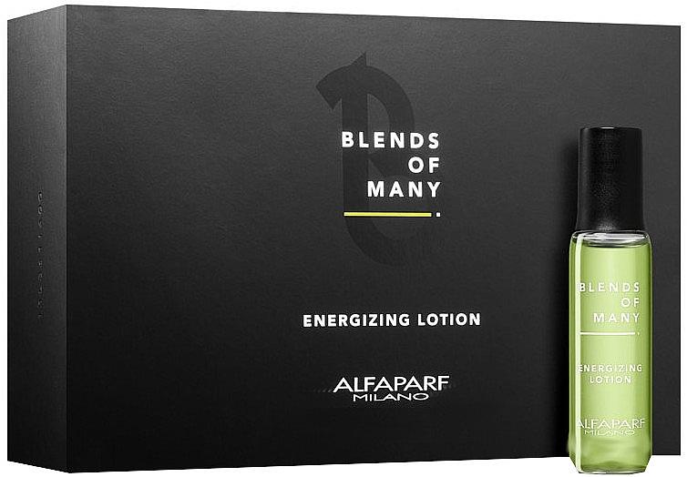 Energetyzujący balsam do włosów dla mężczyzn - Alfaparf Milano Blends Of Many Energizing Lotion — фото N1
