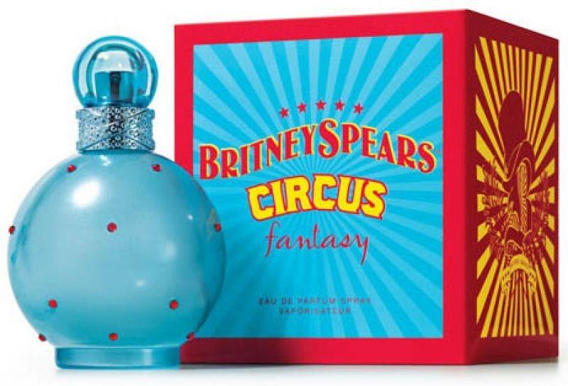 Britney Spears Circus Fantasy - Woda perfumowana