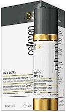 Kup Intensywnie rewitalizujący krem komórkowy do twarzy dla mężczyzn - Cellmen Face Ultra Cream