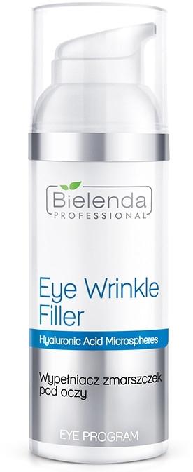 Wypełniacz zmarszczek pod oczy - Bielenda Professional Program Eye Wrinkle Filler