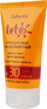Kup Przeciwsłoneczny krem do twarzy SPF 30 - Faberlic Leto Sun Protection Face Cream