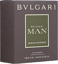 Kup PRZECENA! Bvlgari Man Wood Essence - Zestaw (edp 100 ml + edp 15 ml)*