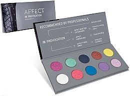 Kup Paletka prasowanych cieni do powiek - Affect Cosmetics Provocation Eyeshadow Palette