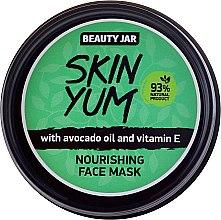 Kup Odżywcza maska do twarzy - Beauty Jar Skin Yum Nourishing Face Mask