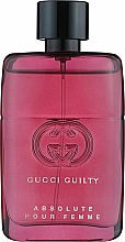 Kup Gucci Guilty Absolute Pour Femme - Woda perfumowana