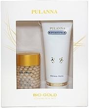 Kup Zestaw - Pulanna Bio-Gold (milk/90g + cr/60g)