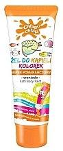 Kup Żel do kąpieli dla dzieci Kolorek, super pomarańczowy, oranżada - Chlapu Chlap