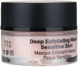 Maska głęboko złuszczająca do skóry wrażliwej - Dr Sebagh Deep Exfoliating Mask — фото N3