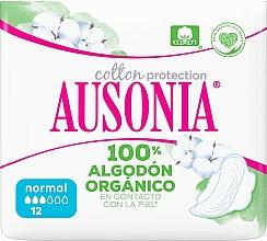 Kup Podpaski higieniczne, 12 szt. - Ausonia Cotton Protection