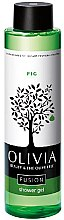 Kup Żel pod prysznic Figa - Olivia Beauty & The Olive Tree Fusion Fig Shower Gel
