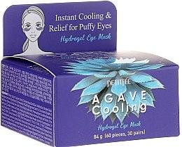 Kup Hydrożelowe plastry pod oczy z wyciągiem z agawy - Petitfee & Koelf Agave Cooling Hydrogel Eye Mask