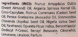 Naprawczy eliksir do włosów - Brazil Keratin Gold Elixir Repair Treatment — фото N5