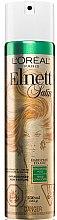 Kup Bezzapachowy lakier do włosów - L'Oréal Paris Elnett Satin Hairspray Fixatif Extra Strong Hold