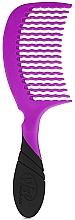 Kup Grzebień do włosów, fioletowy - Wet Brush Pro Detangling Comb Purple