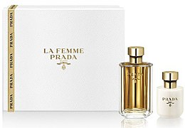 Kup Prada La Femme Prada - Zestaw (edp/50ml + b/lot/100ml)