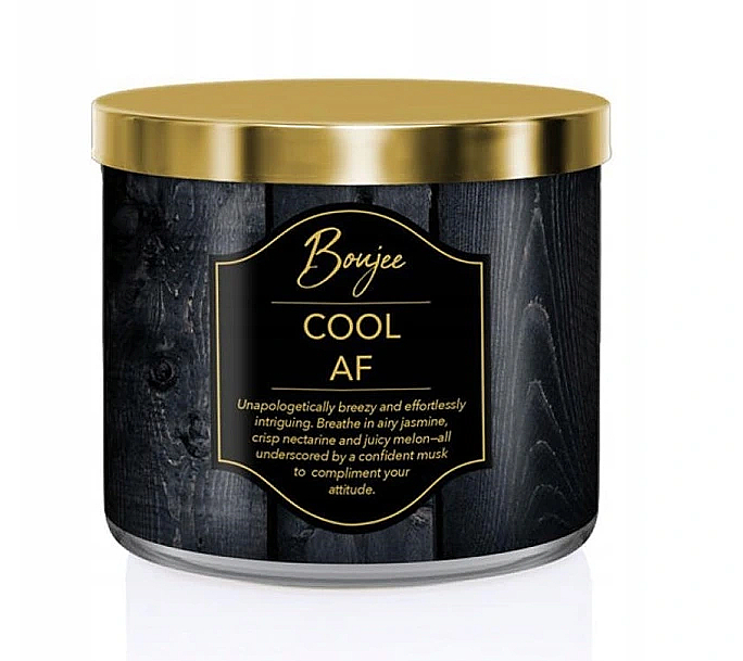 Kringle Candle Boujee Cool AF - Świeca zapachowa — фото N1