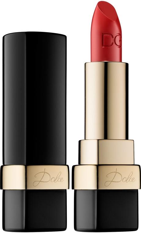 Matowa szminka do ust - Dolce & Gabbana Dolce Matte Lipstick